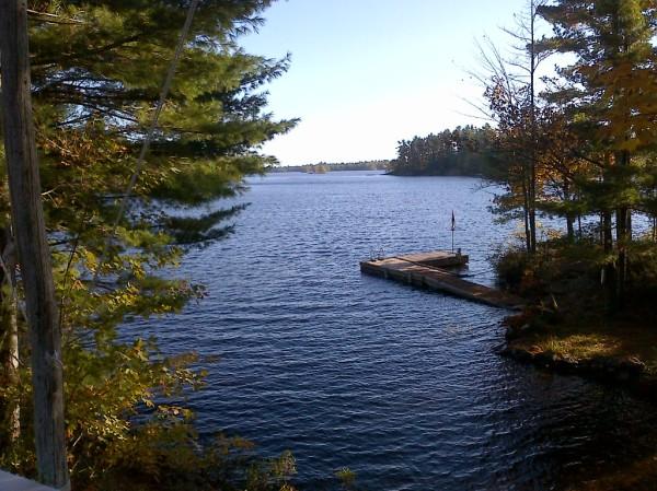 Thanksgiving Weekend Kahshe Lake
